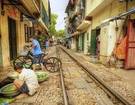 Cách hóa giải cho nhà gần đường tàu hỏa