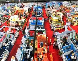 """1.000 voucher và giải thưởng """"khủng"""" tại hội chợ hàng Việt"""