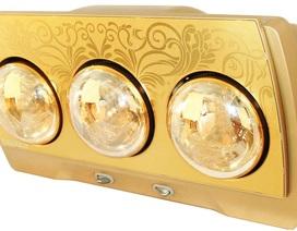 Đèn sưởi nhà tắm – Đổi đèn hỏng lấy đèn mới