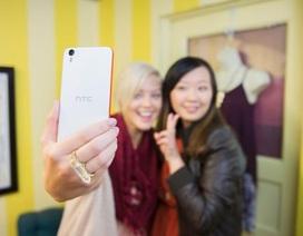 """HTC Desire Eye - Ấn tượng với 2 camera """"Trước sau như một"""""""
