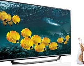 Chọn mua TV 55 inch theo từng mức giá