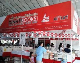 DinhtiBooks tặng 5.000 cuốn sách miễn phí cho trẻ em tại Hội sách TP. Hồ Chí Minh lần IX - 2016