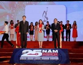 Bim Group – Syrena Việt Nam vinh dự nhận giải thưởng thương hiệu mạnh Việt Nam 2015
