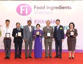Khai mạc triển lãm phụ gia thực phẩm (Fi) Vietnam 2016