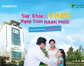 Khách hàng hài lòng với chương trình khám sức khoẻ từ nhà mạng VinaPhone