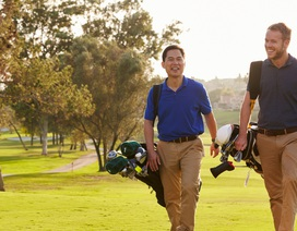 """Những """"bữa tiệc"""" networking trên sân golf"""