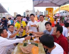 Người dân Thành Tuyên háo hức chờ đón ngày Hội bia Hà Nội 2016