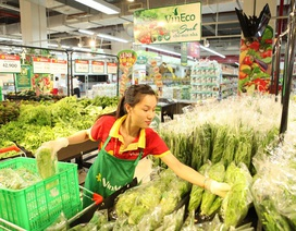 """Thực phẩm sạch: Khi """"đại gia"""" bắt tay với nông dân"""