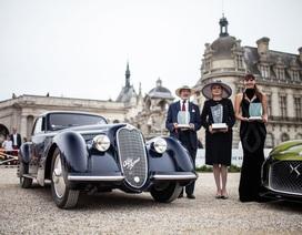 Richard Mille đồng hành cùng Chantilly – Nơi hội tụ xe đua cổ điển thế giới