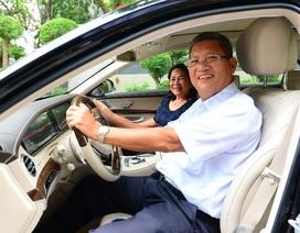 Vinhomes Golden River: Mercedes-Benz S500L cuối cùng sắp có chủ nhân!