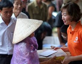 EVNHANOI ủng hộ hơn 1,5 tỉ đồng vì đồng bào miền Trung