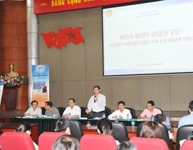Tăng cường triển khai hoá đơn điện tử tại các doanh nghiệp thuộc Cục Thuế Thành phố Hà Nội