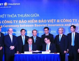 Bảo hiểm Bảo Việt bắt tay với đối tác Audatex