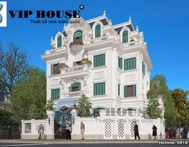 Tìm kiếm kiến trúc chuẩn mực Pháp ở đâu ?
