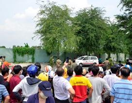 Vụ tài xế chết trong xe taxi: Nghi vấn tự tử