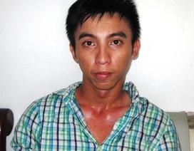 Bắt đối tượng cướp giật tại sân bay Tân Sơn Nhất