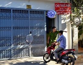 Nhà trọ bị mất trộm cùng lúc 7 xe gắn máy đắt tiền