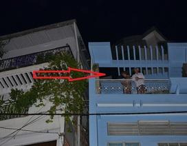 Cụ ông 73 tuổi dìu vợ trèo lan can lầu 3 thoát khỏi đám cháy