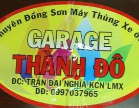 """Triệt phá 2 đường dây bán logo """"xe vua"""" ở TPHCM"""