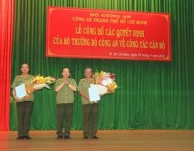 Thiếu tướng Lê Đông Phong làm Giám đốc Công an TPHCM