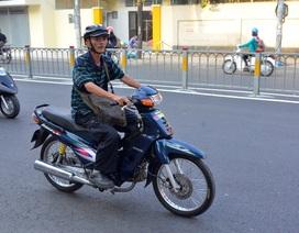 Bác xe ôm U50 hơn 500 lần bắt cướp ở Sài Gòn