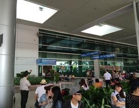 Xác định nguyên nhân du khách rơi lầu ở sân bay Tân Sơn Nhất