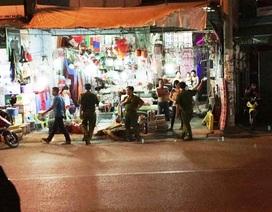 Đã khoanh vùng nhóm đối tượng chém rớt tay thanh niên ở Sài Gòn