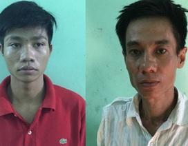 Bắt thêm 2 nghi can vụ dùng roi điện cướp xe máy giữa ban ngày ở Sài Gòn
