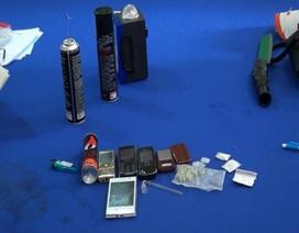 Kiểm tra hàng loạt khách sạn ở Sài Gòn, phát hiện 10 người đang phê ma túy