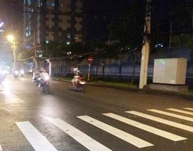 Cô gái bị cướp giật túi xách ở Sài Gòn đã tử vong