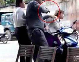 Nghi án giám đốc công ty bảo vệ dí súng vào đầu 1 phụ nữ ở Sài Gòn