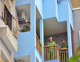 Nổ lớn tại ngôi nhà 5 tầng, 4 thanh niên bị bỏng