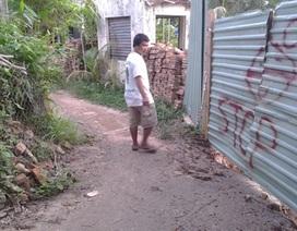 """Vụ công ty """"ăn"""" đường công cộng: UBND huyện Phú Quốc yêu cầu báo cáo trước ngày 30/9"""