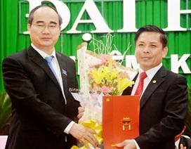 Thứ trưởng Bộ GTVT làm Bí thư Tỉnh ủy Sóc Trăng