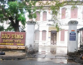 """Bảo tàng Bạc Liêu đề nghị Sở VH-TT&DL cắt hợp đồng cán bộ: """"Trái luật!"""""""