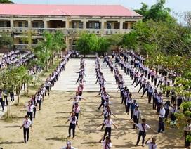 Xã thuần nông Khmer có 752 gia đình hiếu học