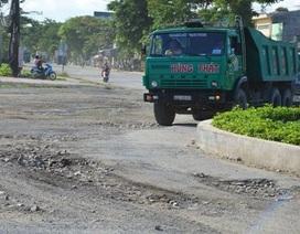 Sóc Trăng: Người dân khốn khổ vì xe chở hàng… tra tấn
