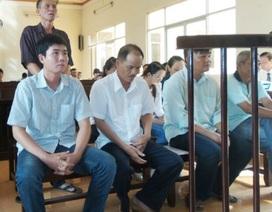Các cựu lãnh đạo Ngân hàng Việt Á chi nhánh Bạc Liêu hầu tòa
