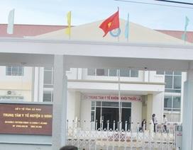 Trung tâm Y tế huyện bị tố đầy ắp người nhà giám đốc!