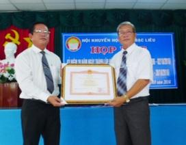 Hội Khuyến học tỉnh Bạc Liêu kỷ niệm 15 năm thành lập