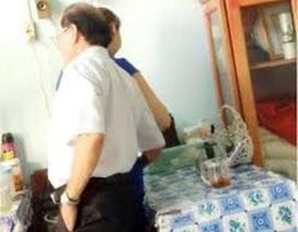 Phó Giám đốc Sở quàng tay vào đùi nữ tạp vụ bị kỷ luật Đảng