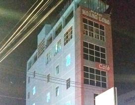 Rơi từ sân thượng khách sạn 5 tầng, nam thanh niên tử vong