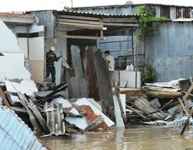 10 tháng, Cà Mau mất trên 1.400 tỷ đồng vì thiên tai