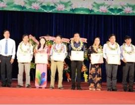 Cà Mau tuyên dương 64 nhà giáo tiêu biểu