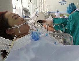 Viêm cơ tim cấp, sự sống cô gái nghèo nguy nan