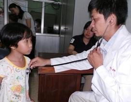 500 suất mổ tim miễn phí cho trẻ dưới 16 tuổi