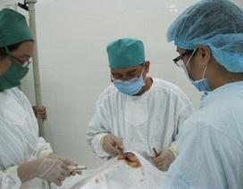 Phẫu thuật miễn phí cho bệnh nhân dị tật khe môi, hàm ếch