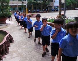 Thủy đậu tấn công 2 trường học, tay chân miệng tăng nhanh