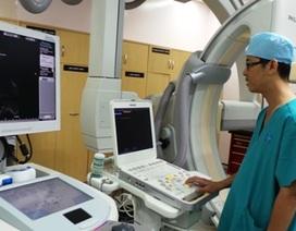 Bệnh viện Đại học Y Dược được tặng máy DSA hơn 26 tỷ đồng
