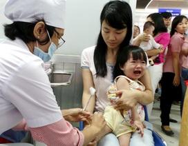 TPHCM: Tạm ngừng tiêm vắc xin Pentaxim trong những ngày nghỉ lễ